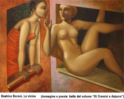 Beatrice Borroni Le vicine